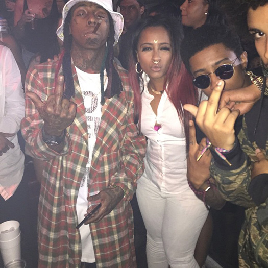 Lil Wayne & Shanell Tunechi Intro, Intermission & Outro