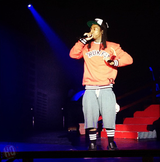 Watch Lil Wayne Full Set From His Live Performance In Copenhagen Denmark