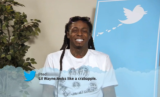 Does Lil Wayne Look Like A Crabapple
