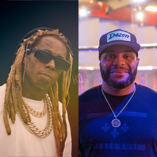 Lil Wayne Discusses What It Is Like To Have Daniel Cormier Walk Out To His Right Above It Song
