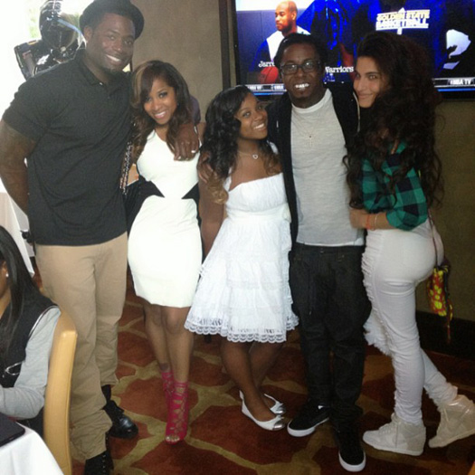 Lil Wayne's Daughter Reginae Carter Graduates Middle ...