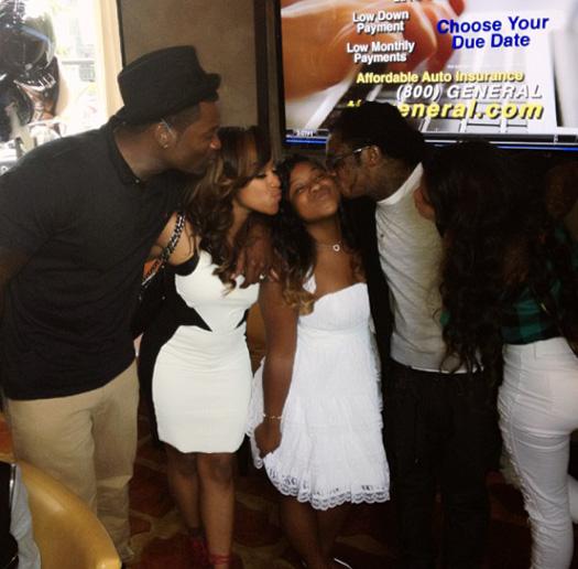 Lil Wayne Daughter Reginae Carter Graduates Middle School