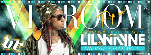 Lil Wayne To Make His Debut Appearance In Dubai United Arab Emirates