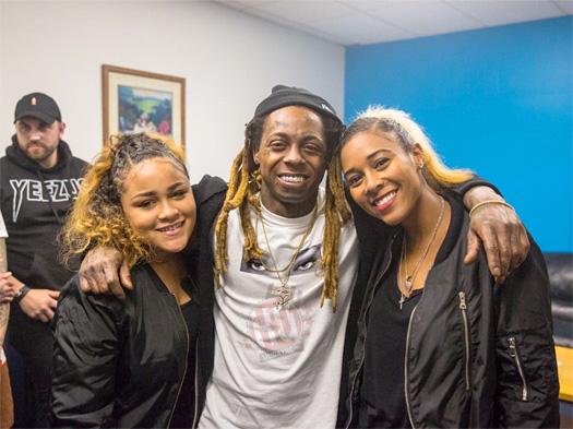 Lil Wayne Debuts A New Song Of His At LIV Nightclub In Miami