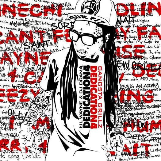 Lil Wayne – Dedication 4 [Mixtape]