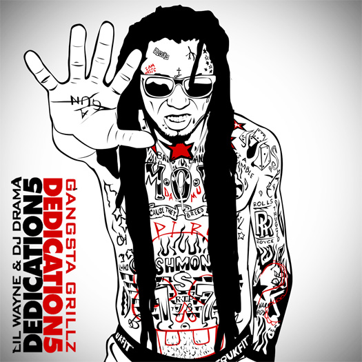 Artwork & Release Date For Lil Wayne Dedication 5 Mixtape