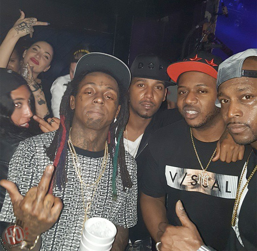 Lil Wayne Changes The Subject When Asked About His Beef With Young Thug