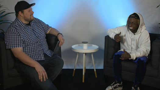 Lil Wayne Discusses If He Would Ever Put On A Virtual Reality Show For Fans