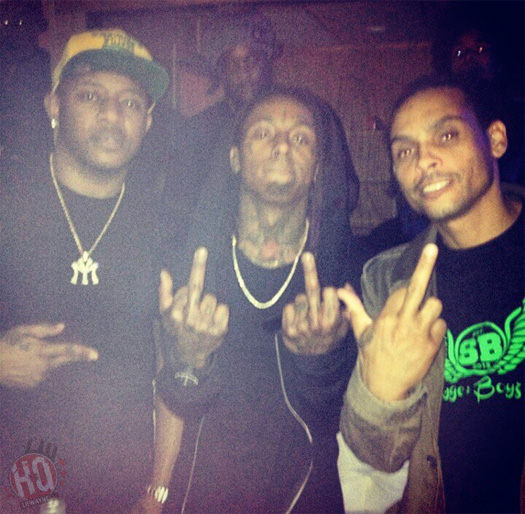Lil Wayne Disses Young Thug, Birdman & Rich Gang Hard At The Xclusive Venue In Columbus Ohio