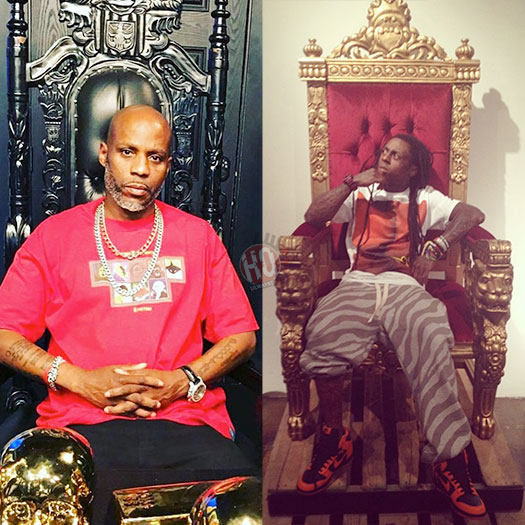 DMX Announces New Collaboration With Lil Wayne For His Album