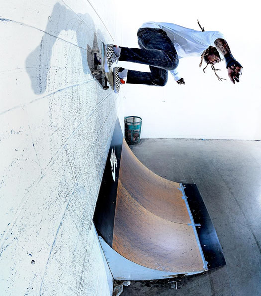 Lil Wayne Does A BS Wallride Skate Trick, Shane ONeill Says Tha Carter 5 Is Coming Out Soon