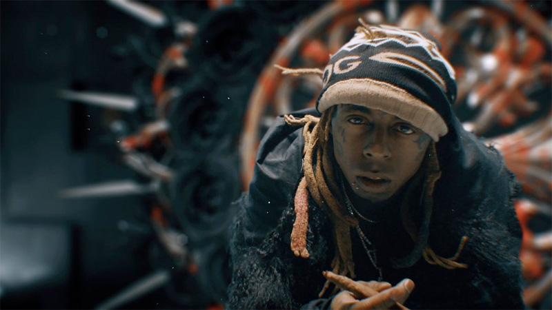 Lil Wayne Dont Cry Feat XXXTentacion Music Video