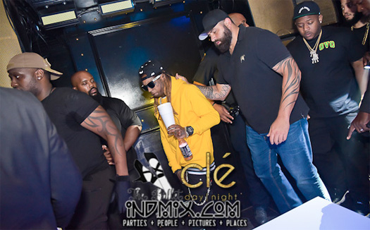 Lil Wayne & Drake Host A Houston Appreciation Weekend Party At MERCY Nightclub