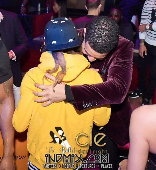 Lil Wayne & Drake Host A Houston Appreciation Weekend Party At MERCY Nightclub
