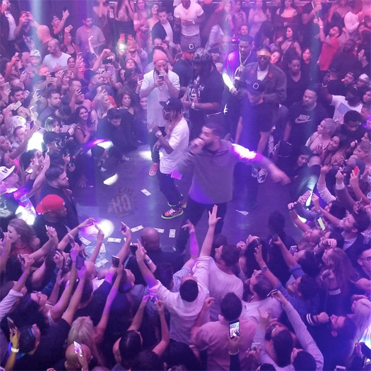 Lil Wayne & Drake Perform Fake Love, Both, A Milli, Gyalchester, Steady Mobbin, Energy, Jumpman & More Live Together During 2017 Art Basel Week