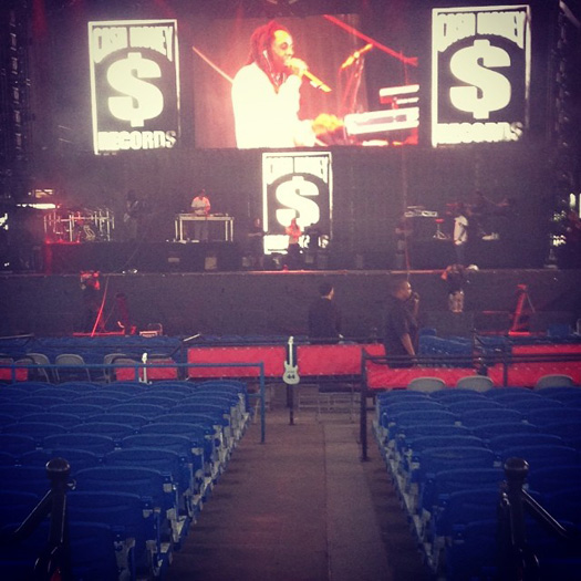 Lil Wayne & Drake Rehearse For Their Joint Tour, A New Tha Carter 5 Single Will Drop Today