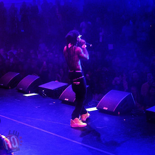 Lil Wayne Performs At EA Sports Madden Bowl XIX Party In New Orleans