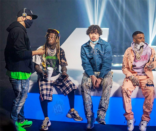 Lil Wayne Earns A Nomination At The 2021 BET Awards