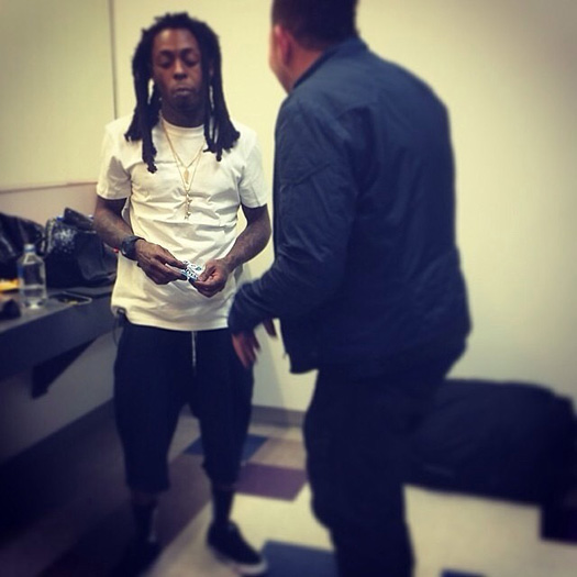 Lil Wayne Talks Tha Carter 5 Album, Confirms New Single Dropping This Week