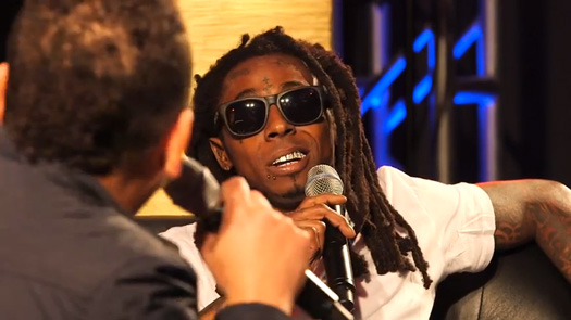 Part 2 Of Lil Wayne Interview With Elliott Wilson For The CRWN Series