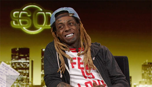 Lil Wayne Appears On ESPN SportsCenter, Reveals Why He Is Excited About LeBron James Joining The Lakers