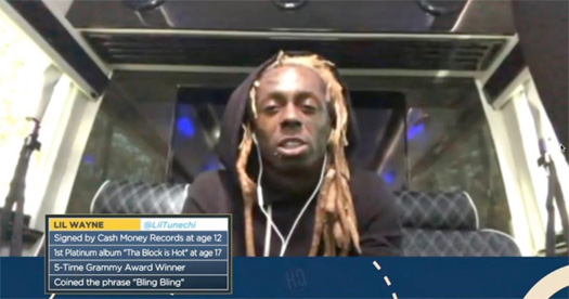 Lil Wayne Appears On ESPN The Jump To Talk The Loss Of Kobe Bryant, Attending Lakers Games Virtually, Young Money Radio & More