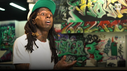 Lil Wayne Explains Why He Compares Michael Vick To Allen Iverson In Bleacher Report Documentary