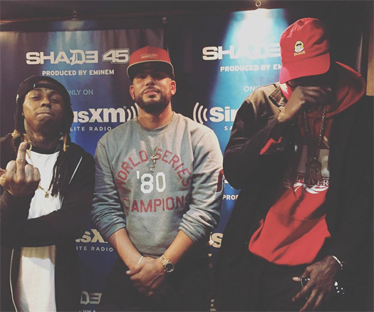 DJ Drama Reveals The FBI Have Some Unreleased Lil Wayne Verses From A 2007 Raid
