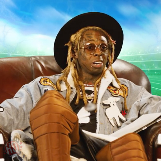 Lil Wayne Explains Why American Football Is The Number One Team Sport