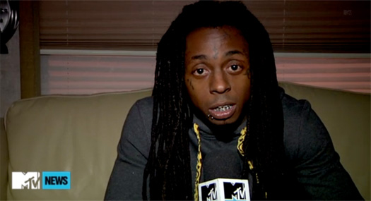 Lil Wayne Explains Why He Cant Vote In The Upcoming US Election