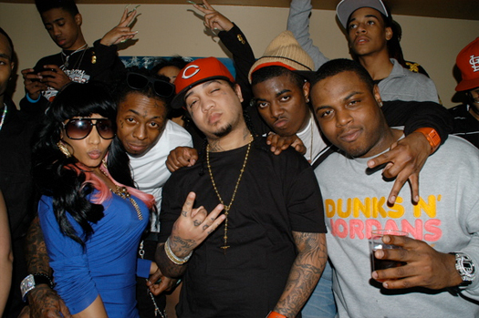 Jae Millz Thinks Back To When Lil Wayne Kicked Drake & Nicki Minaj Out Of Young Money