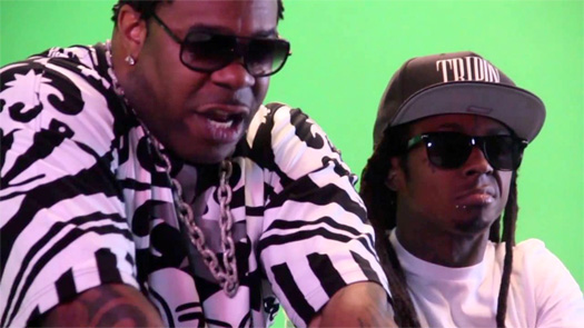 Lil Wayne Is Featured On Busta Rhymes The Abstract Went On Vacation Mixtape