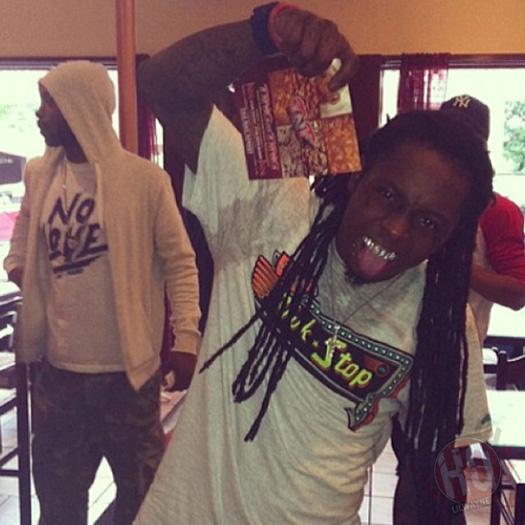Lil Wayne To Be Featured On A Pimp C Posthumous Album