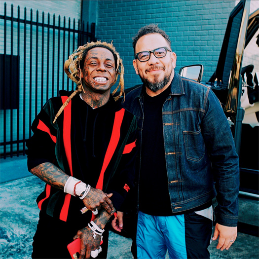 Lil Wayne Appears On Car Test, Reveals He Is Still Working On His Velvet Album
