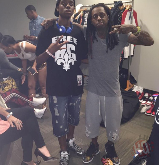 Lil Wayne Talks Floyd Mayweather vs Andre Berto Fight, Boxing, Giving Adrien Broner Hard Criticism & More