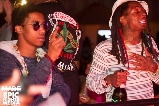 Lil Twist Talks About Lil Wayne, Having Tha Carter 5 On His Phone, Young Money & More