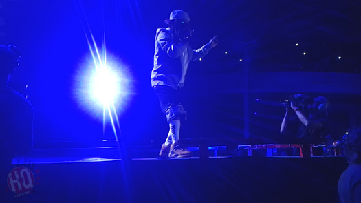 Lil Wayne Performs Live In Frankfurt Germany On His European Tour