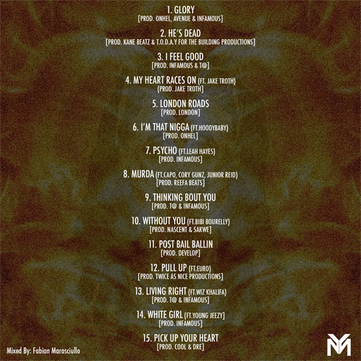 Official Artwork & Tracklist For Lil Wayne Free Weezy Album
