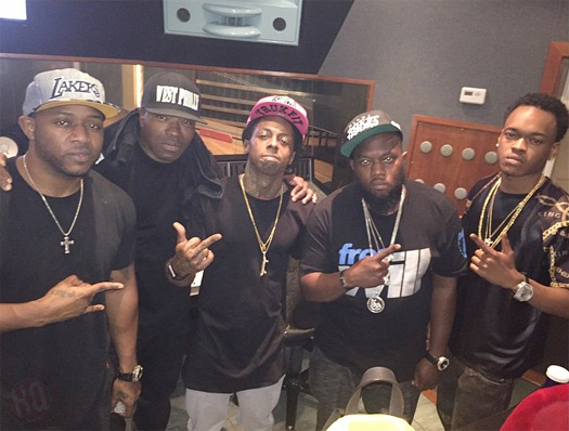 Preview Lil Wayne Verse Off Freeway Blood Pressure Single