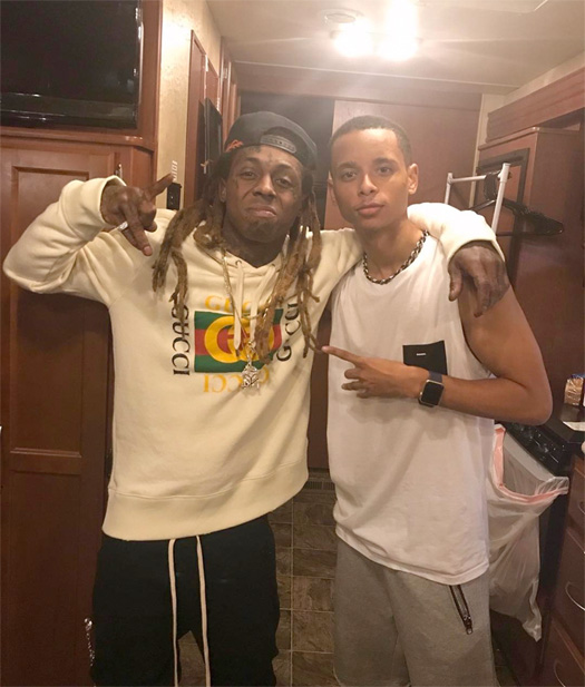 Watch Lil Wayne Full Set At The 2017 Rolling Loud Music Festival, Performs No Frauds & More Songs Live