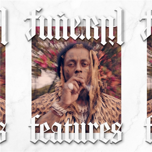 Lil Wayne Releases A 4 Track EP Called Funeral Features