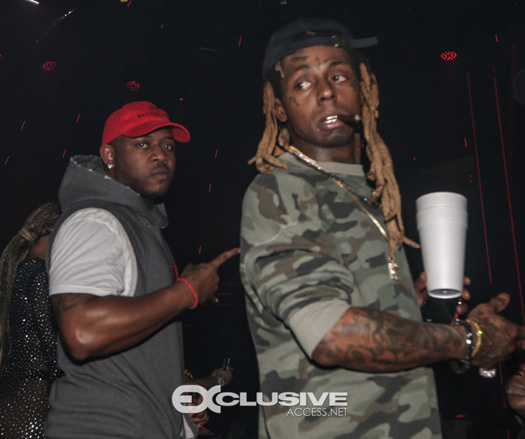 Lil Wayne Got Into An Argument At LIV Nightclub, Nicki Minaj Says She Loves Him