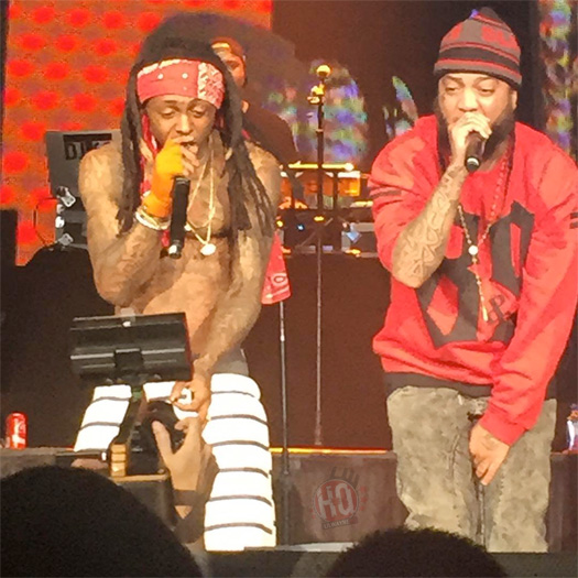 Lil Wayne & Gudda Gudda Have Recorded A Freestyle Over Lil Uzi Vert For Real On Dedication 6