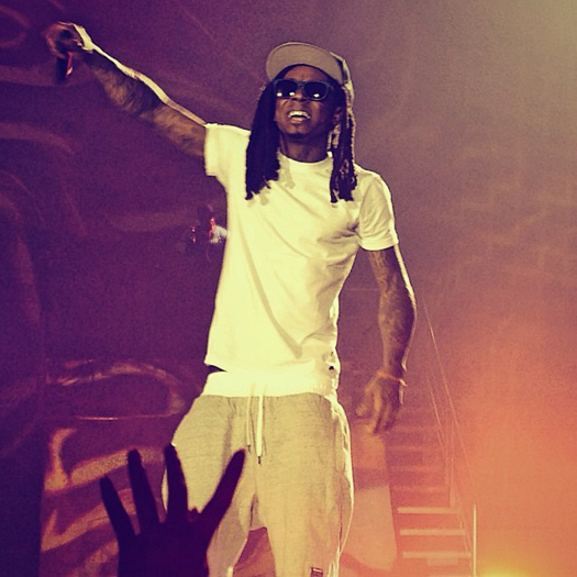 Lil Wayne Performs Live In Hamburg Germany On His European Tour