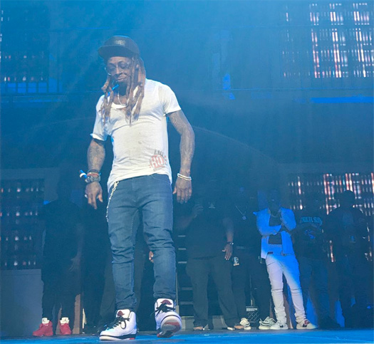 Lil Wayne To Headline The 2017 Mala Luna Music Festival In San Antonio Texas