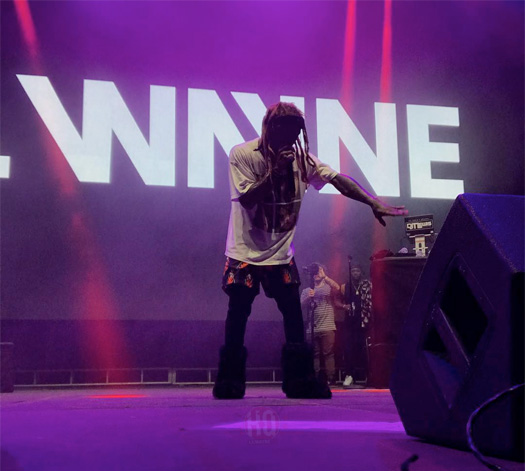 Lil Wayne Headlines The 2018 Austin City Limits Music Festival