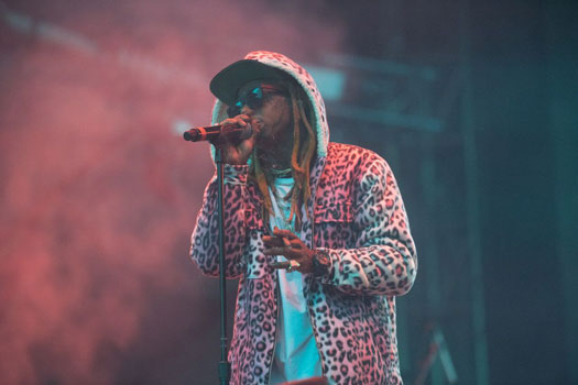 Lil Wayne Headlines The 2018 Bumbershoot Music Festival
