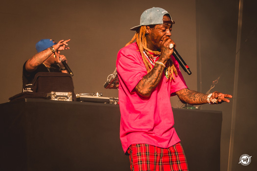 Lil Wayne Headlines The 2018 Firefly Music Festival In Delaware - Pictures
