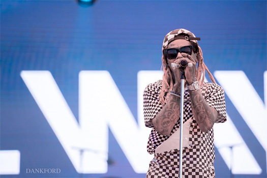 Lil Wayne Headlines The 2018 High Times Cannabis Cup Central Valley Concert
