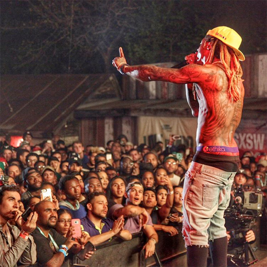 Lil Wayne Headlines MASS APPEAL 3rd Annual Live At The BBQ During SXSW In Texas